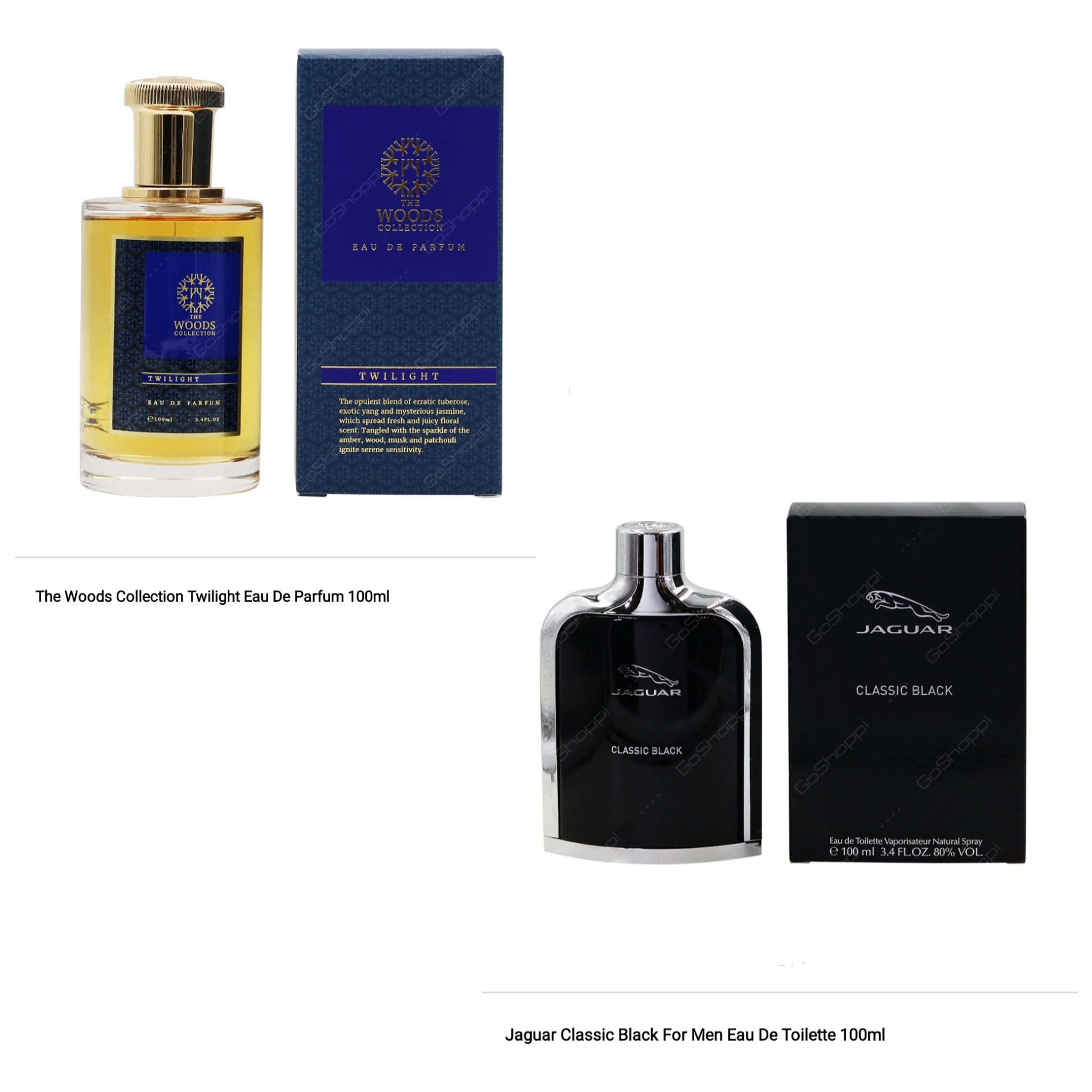 The Woods Collection & Jaguar Classic Black Offer