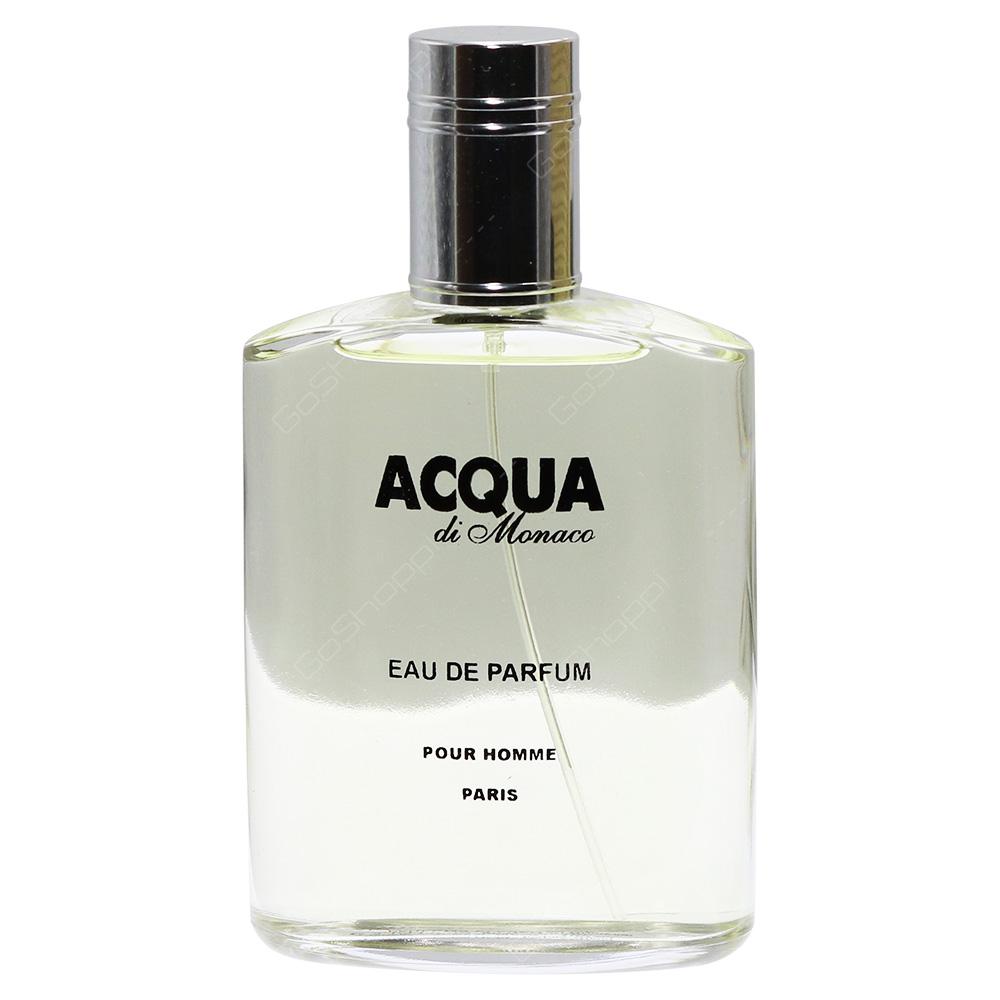 Acqua Di Monaco Paris Eau De Parfum Pour Homme 100ml
