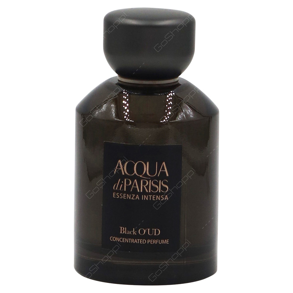 Acqua Di Parisis Black Oud Concentrated Perfume 100ml
