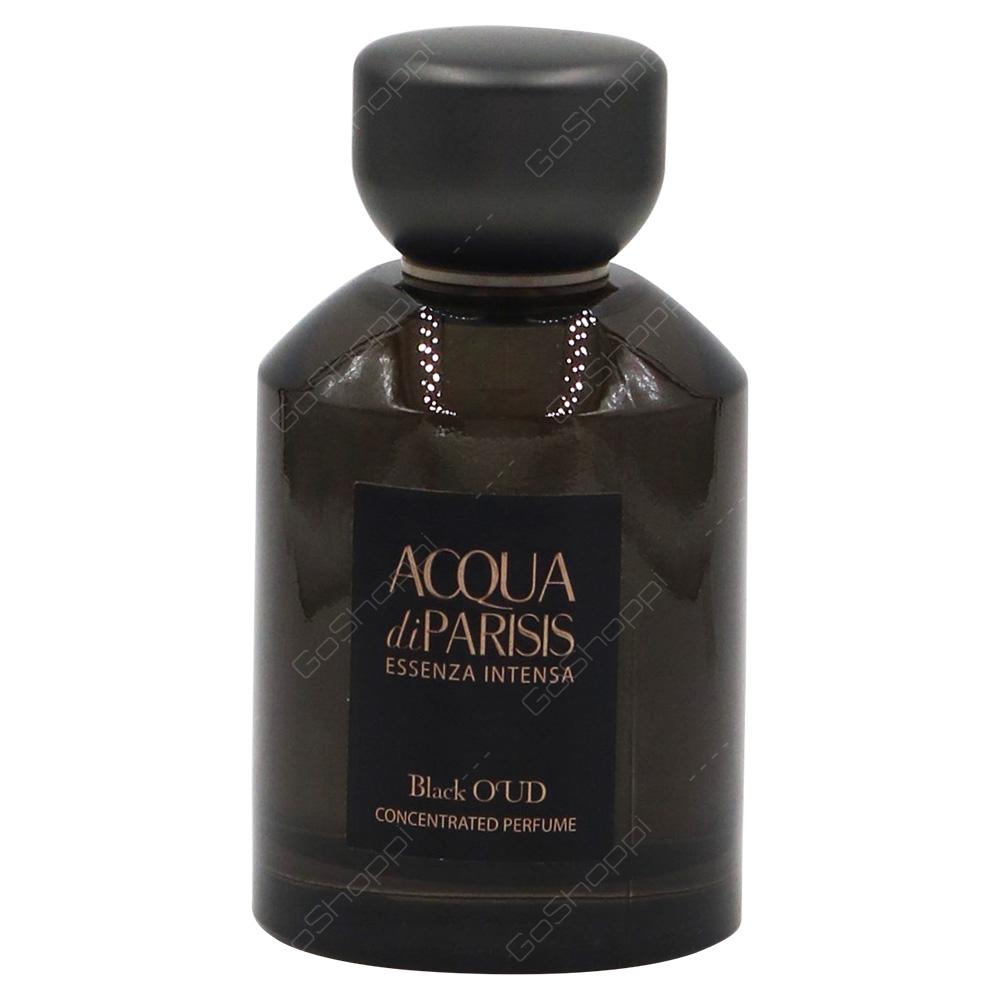 Acqua Di Parisis Black Oud Concentrated Perfume 100ml
