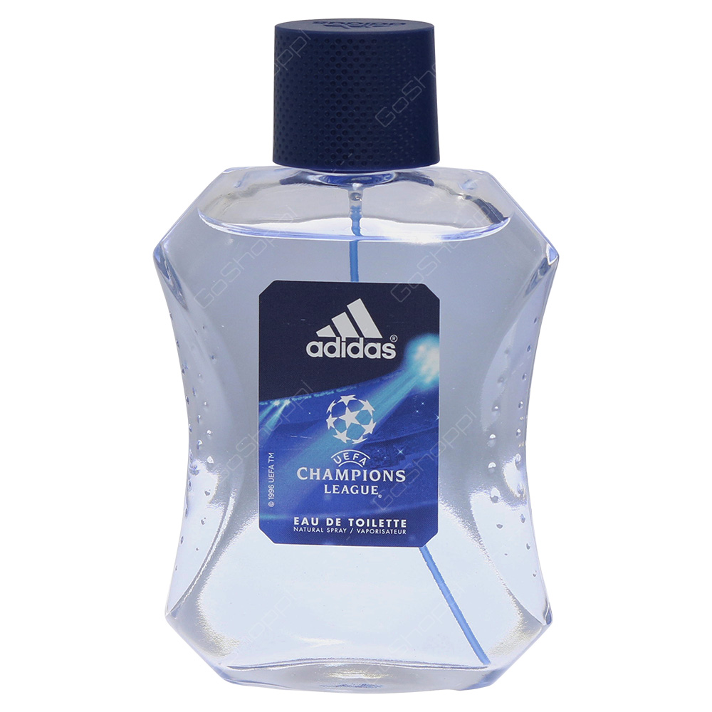 Adidas Champions League Eau De Toilette 100ml