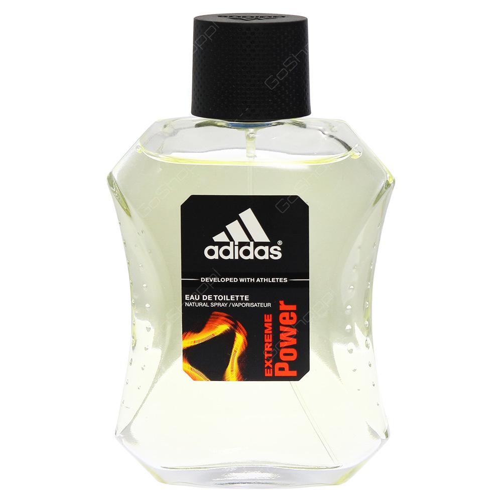 Adidas Extreme Power Eau De Toilette 100ml