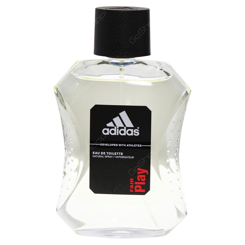 Adidas Fair Play Eau De Toilette 100ml