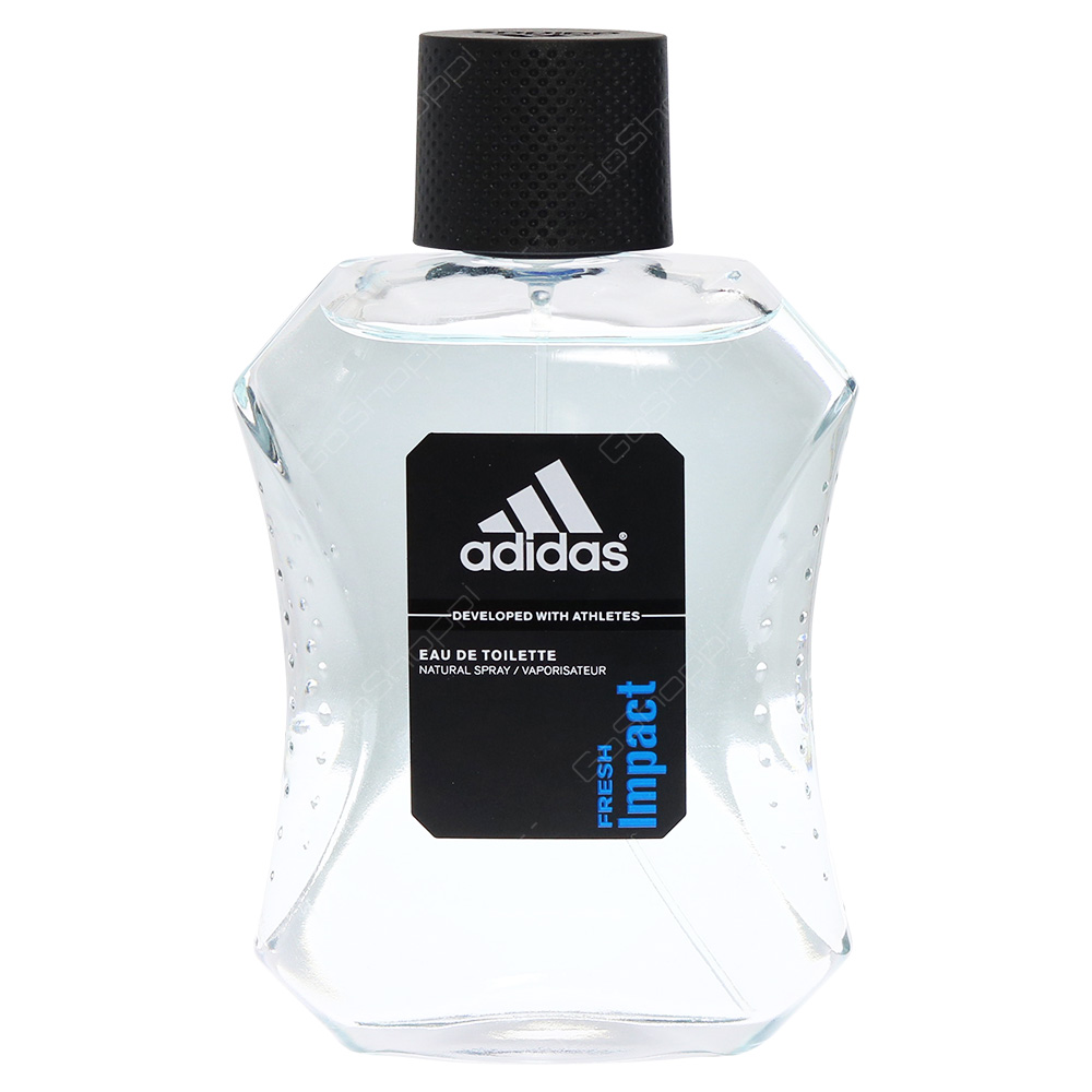Adidas Fresh Impact Eau De Toilette 100ml