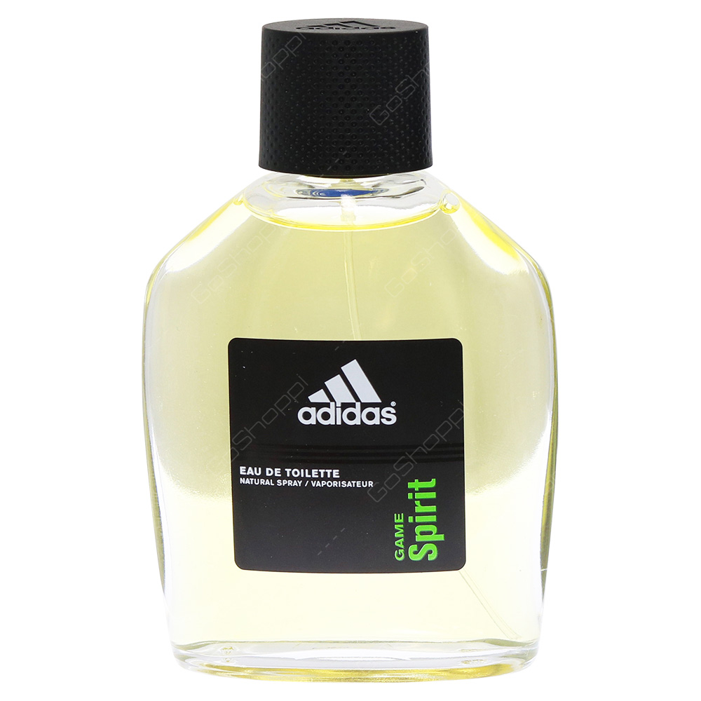 Adidas Game Spirit Eau De Toilette 100ml