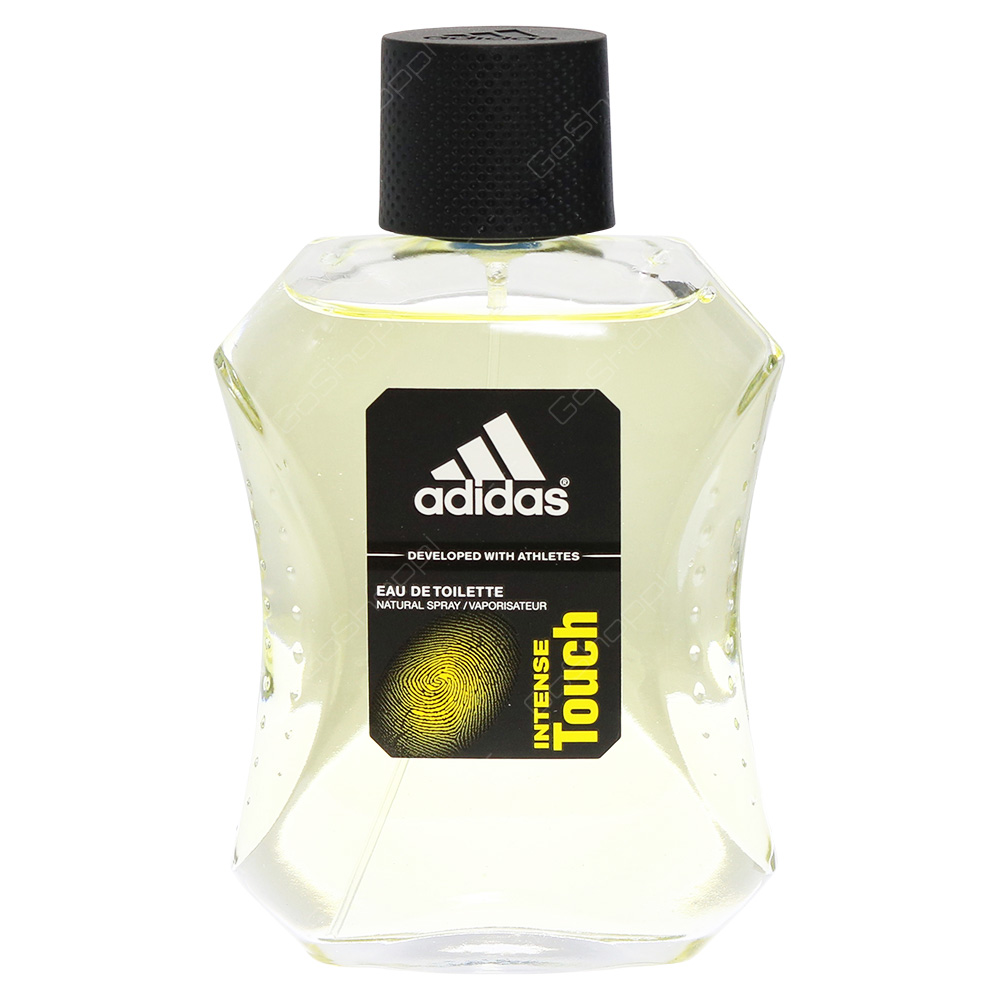 Adidas Intense Touch Eau De Toilette 100ml