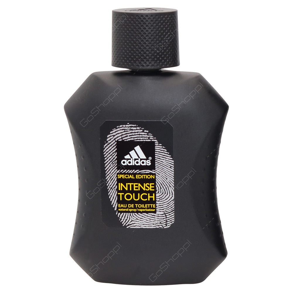 Adidas Intense Touch Special Edition Eau De Toilette 100ml