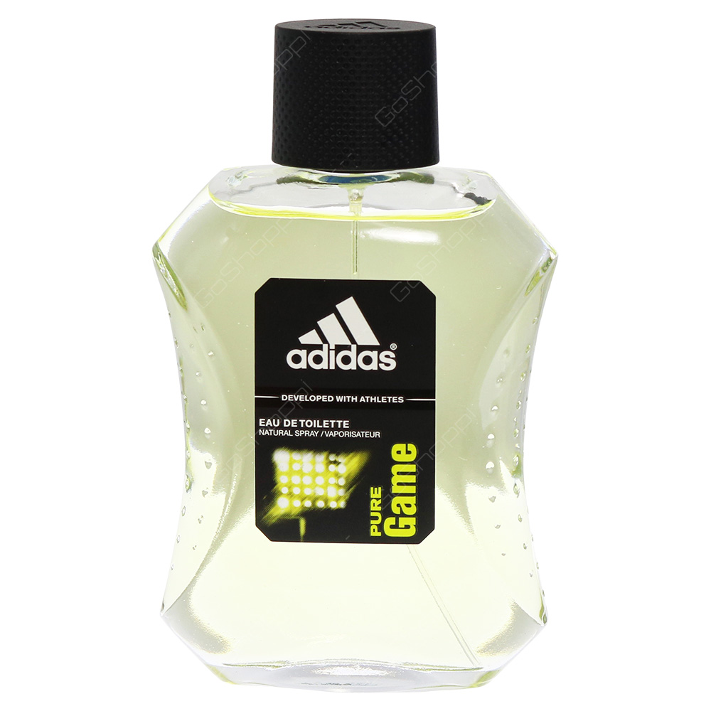 Adidas Pure Game Eau De Toilette 100ml