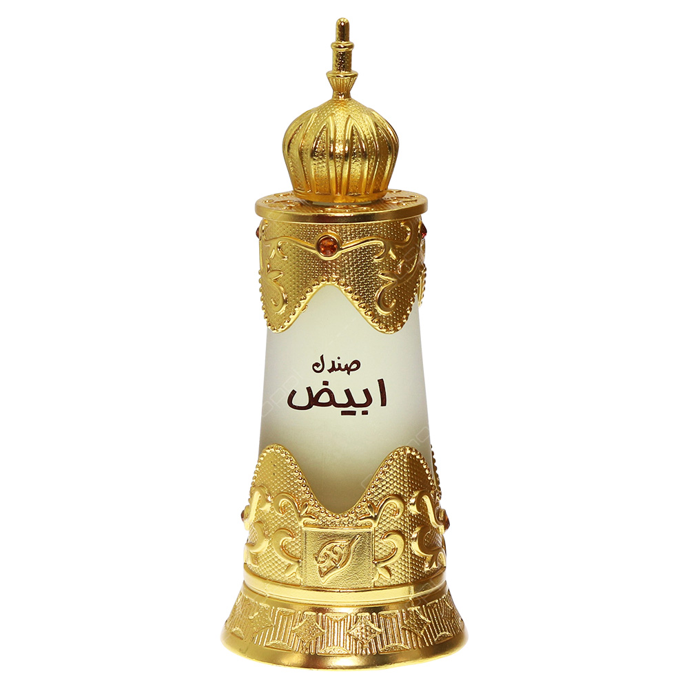 Afnan Sandal Abiyad Concentrated Perfume Oil 20ml
