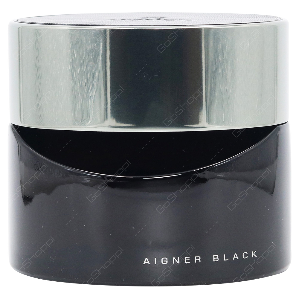 Aigner Black For Men Eau De Toilette 125ml