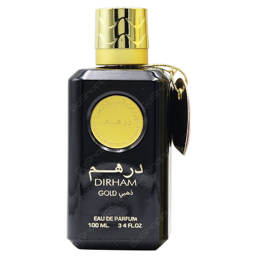 Ard Al Zaafaran Dirham Gold For Him Eau De Parfum 100ml
