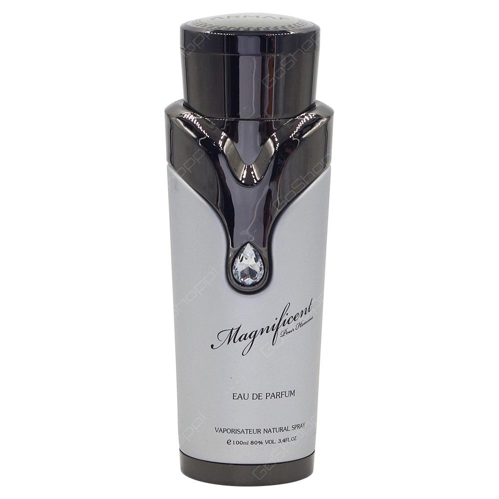 Armaf Magnificent Pour Homme Eau De Parfum 100ml