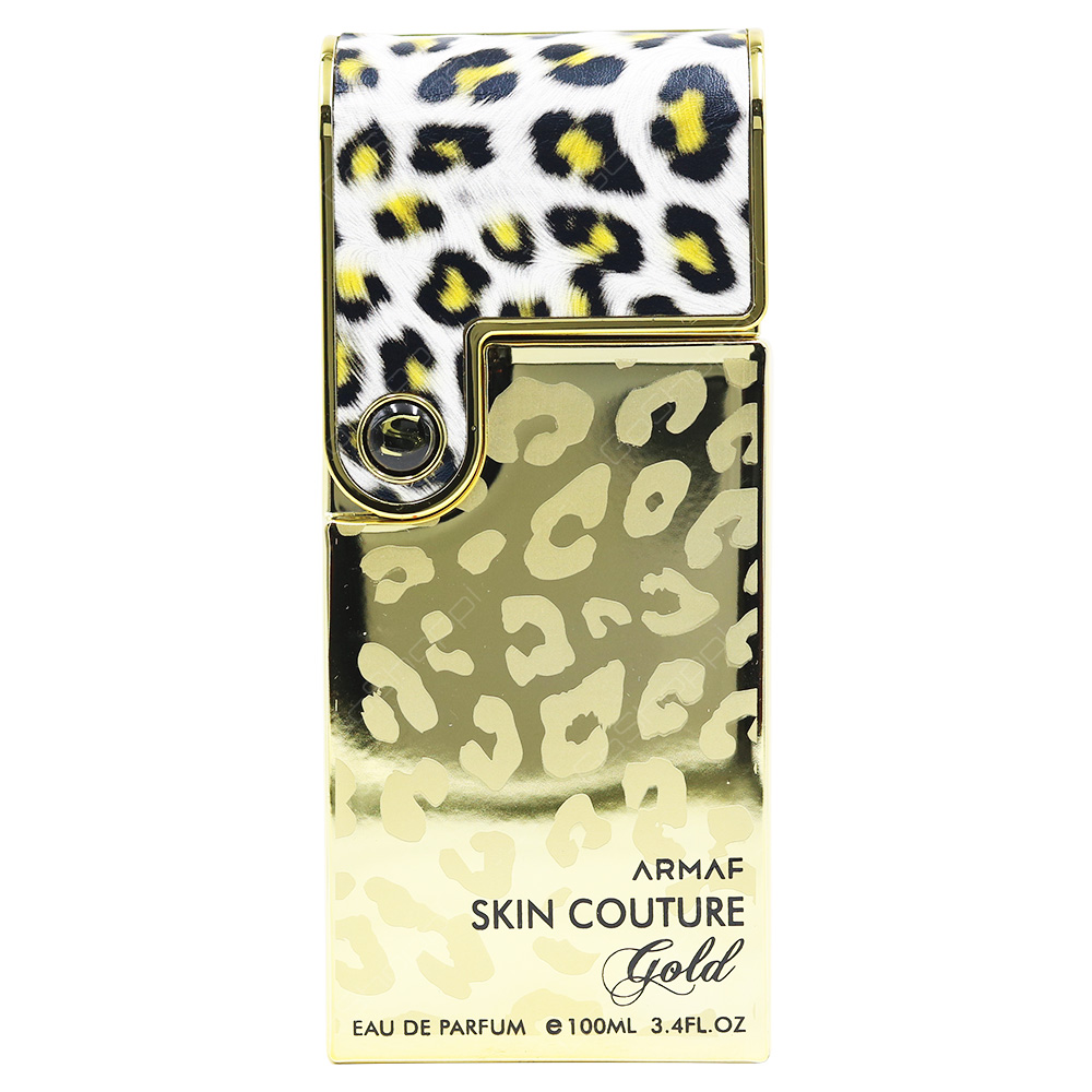 Armaf Skin Couture Gold For Women Eau De Parfum 100ml