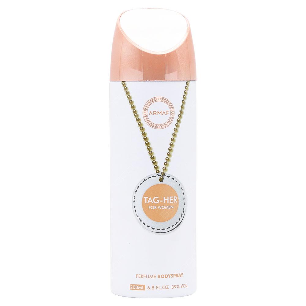 Armaf Tag Her For Women Perfume Body Spray 200ml