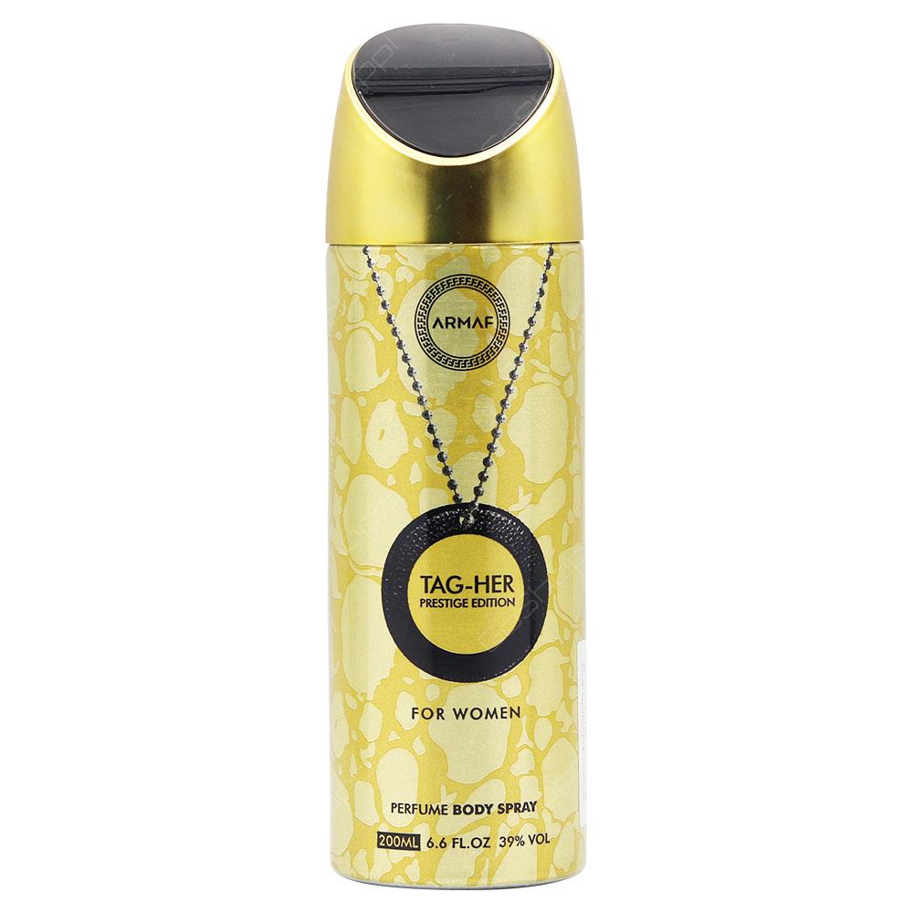 Armaf Tag Her Prestige Edition For Women Perfume Body Spray 200ml