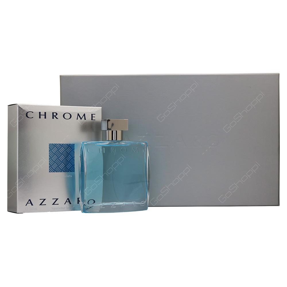Azzaro Chrome Pour Homme Gift Set 2pcs