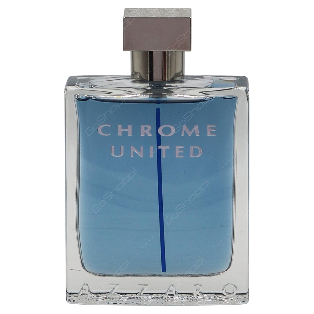 Azzaro Chrome United For Men Eau De Toilette 100ml