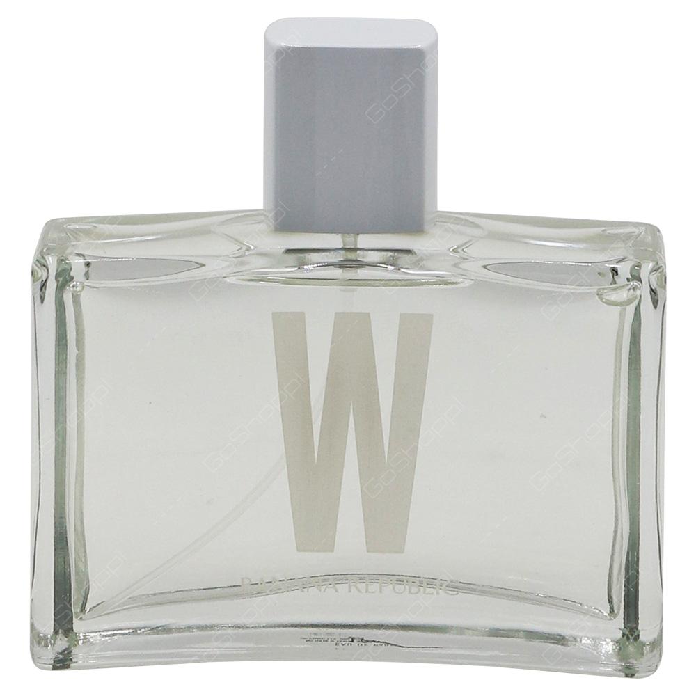 Banana Republic W For Women Eau De Parfum 125ml