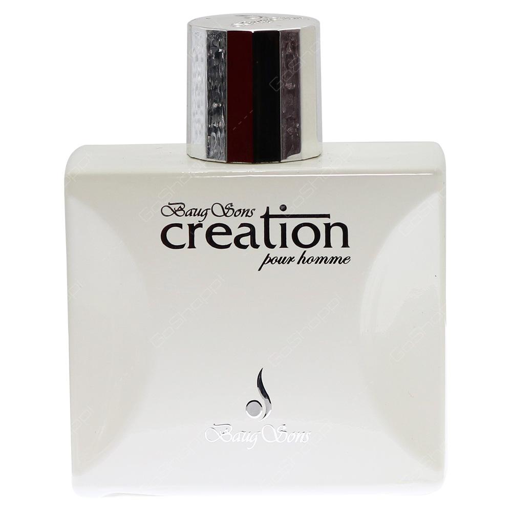 Baug Sons Creation Pour Homme Eau De Parfum 100ml