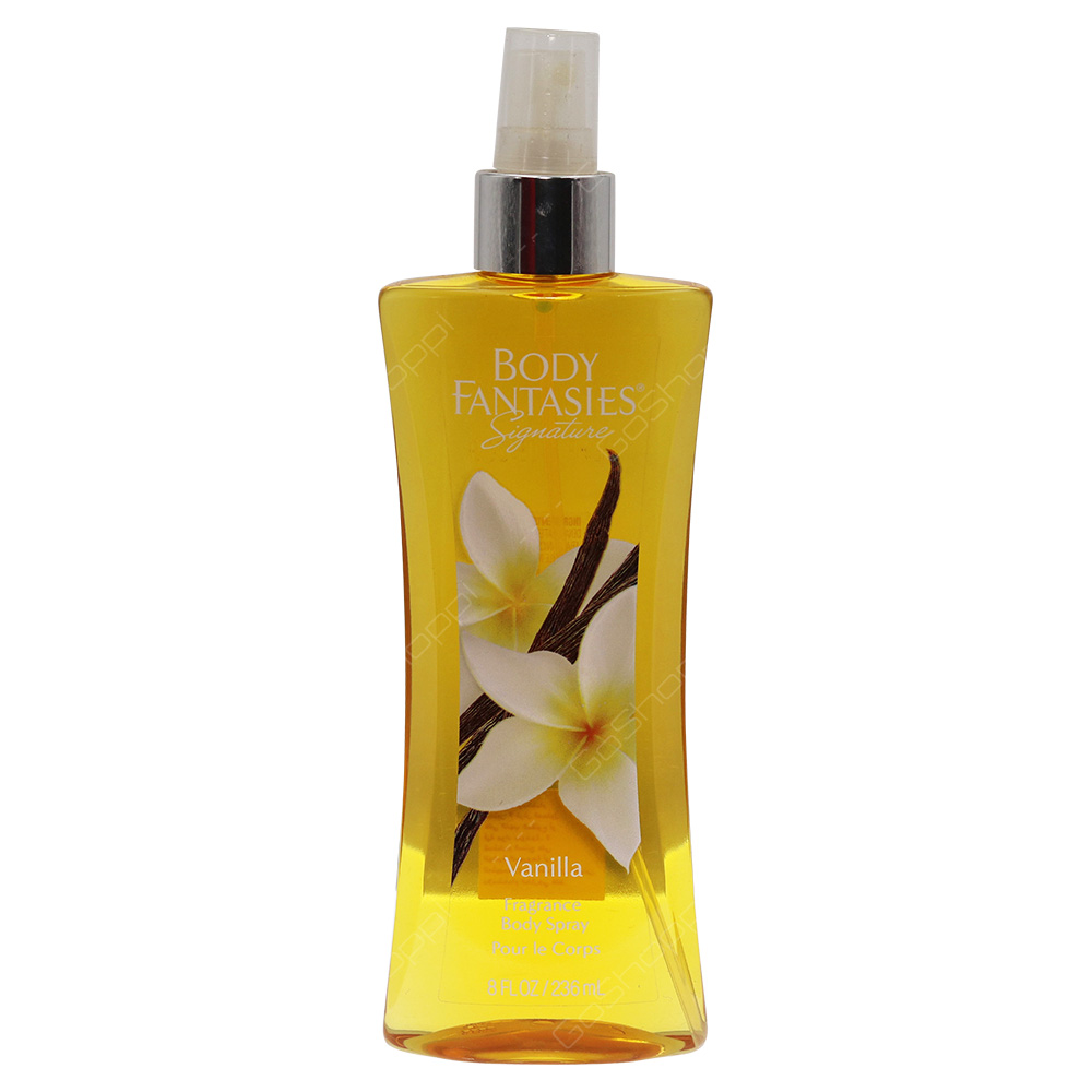 Body Fantasies Signature Fragrance Body Spray - Vanilla 236ml