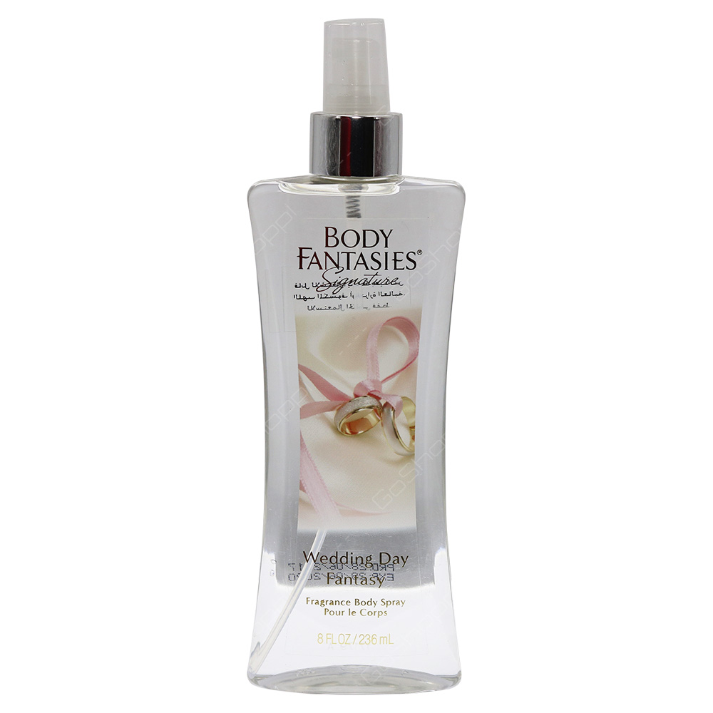 Body Fantasies Signature Fragrance Body Spray - Wedding Day Fantasy 236ml