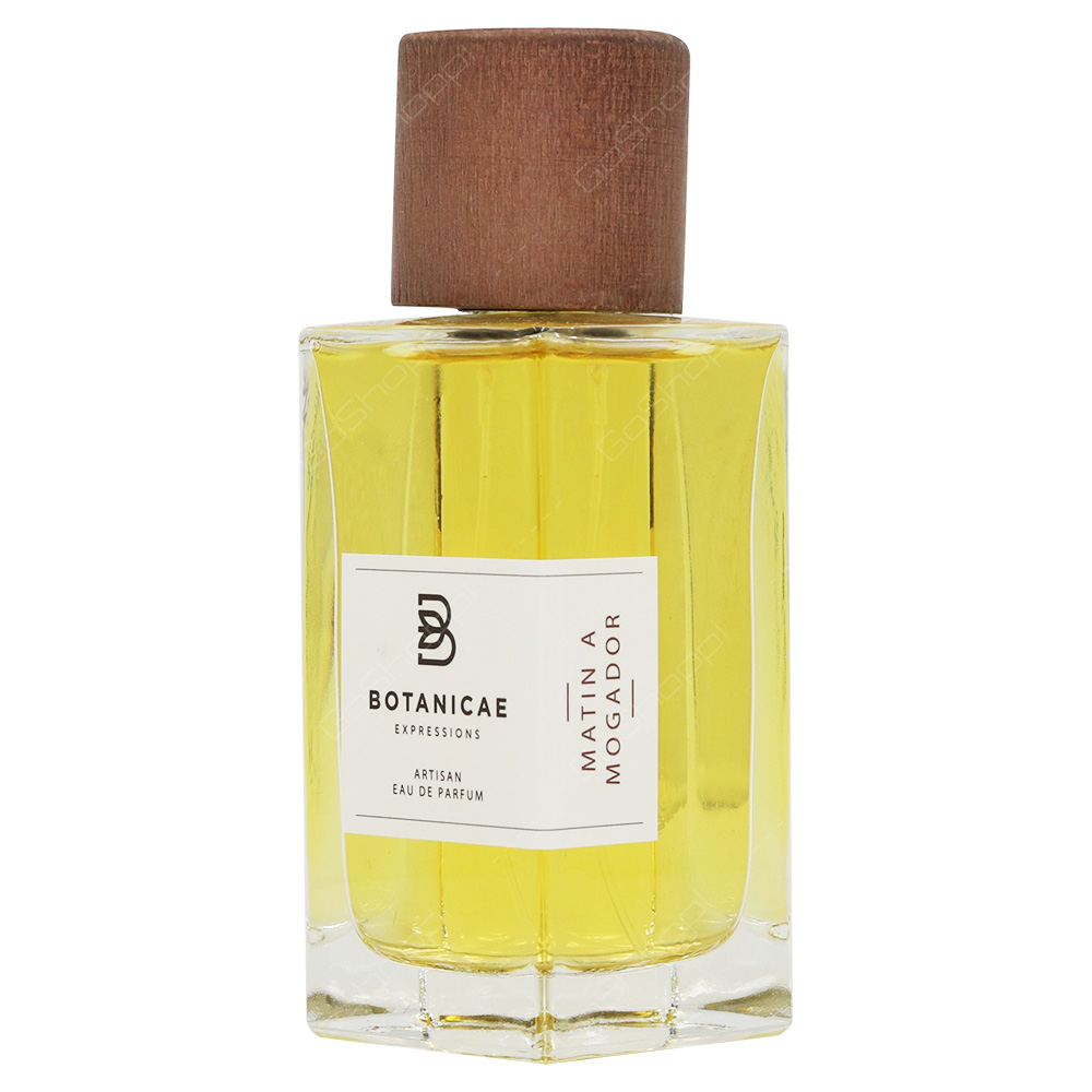 Botanicae Expressions Matin A Mogador Eau De Parfum 100ml