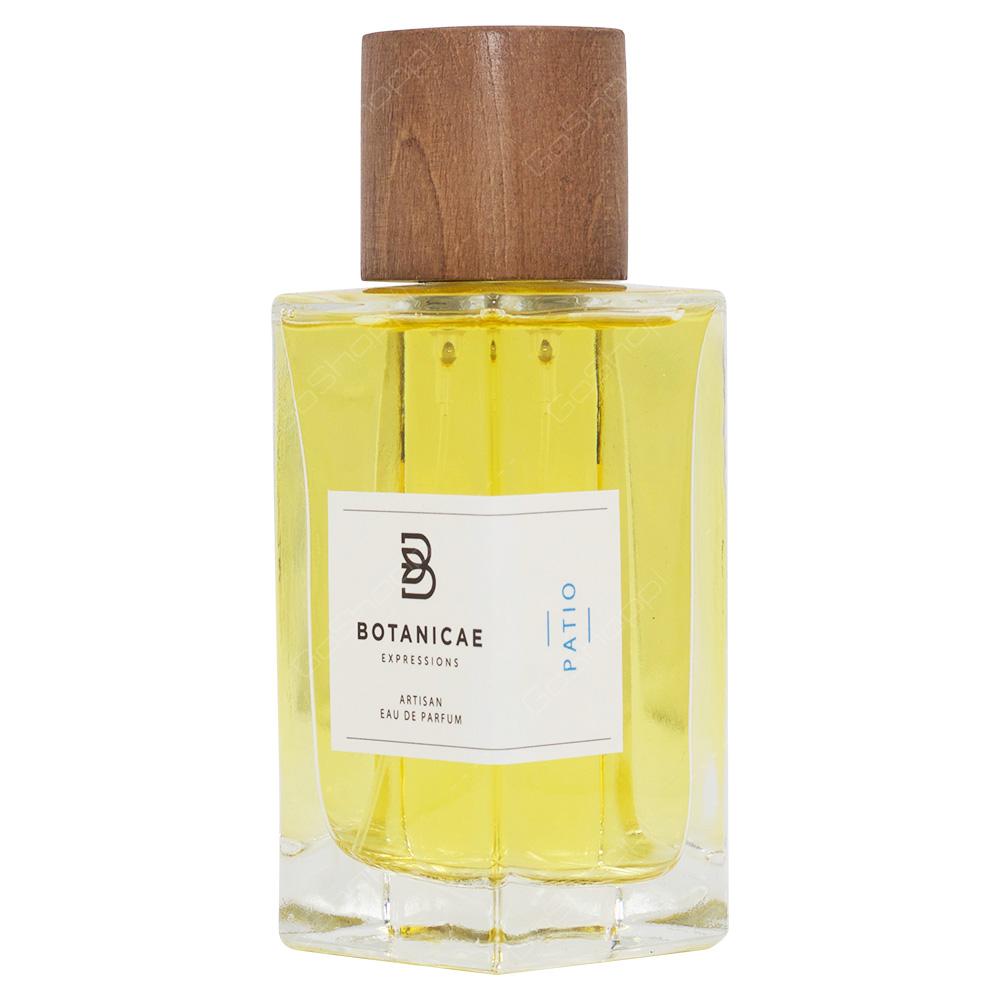 Botanicae Expressions Patio Eau De Parfum 100ml