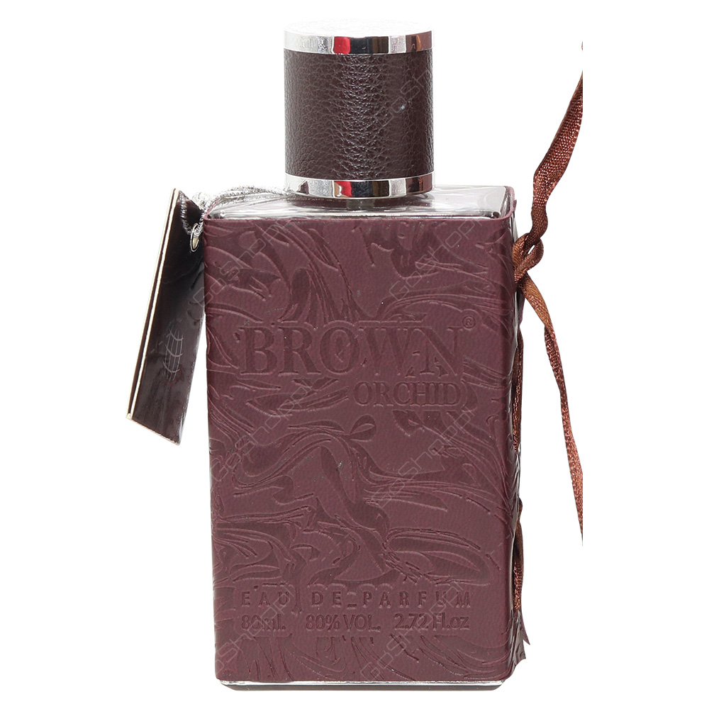 Brown Orchid For Men Eau De Parfum 80ml