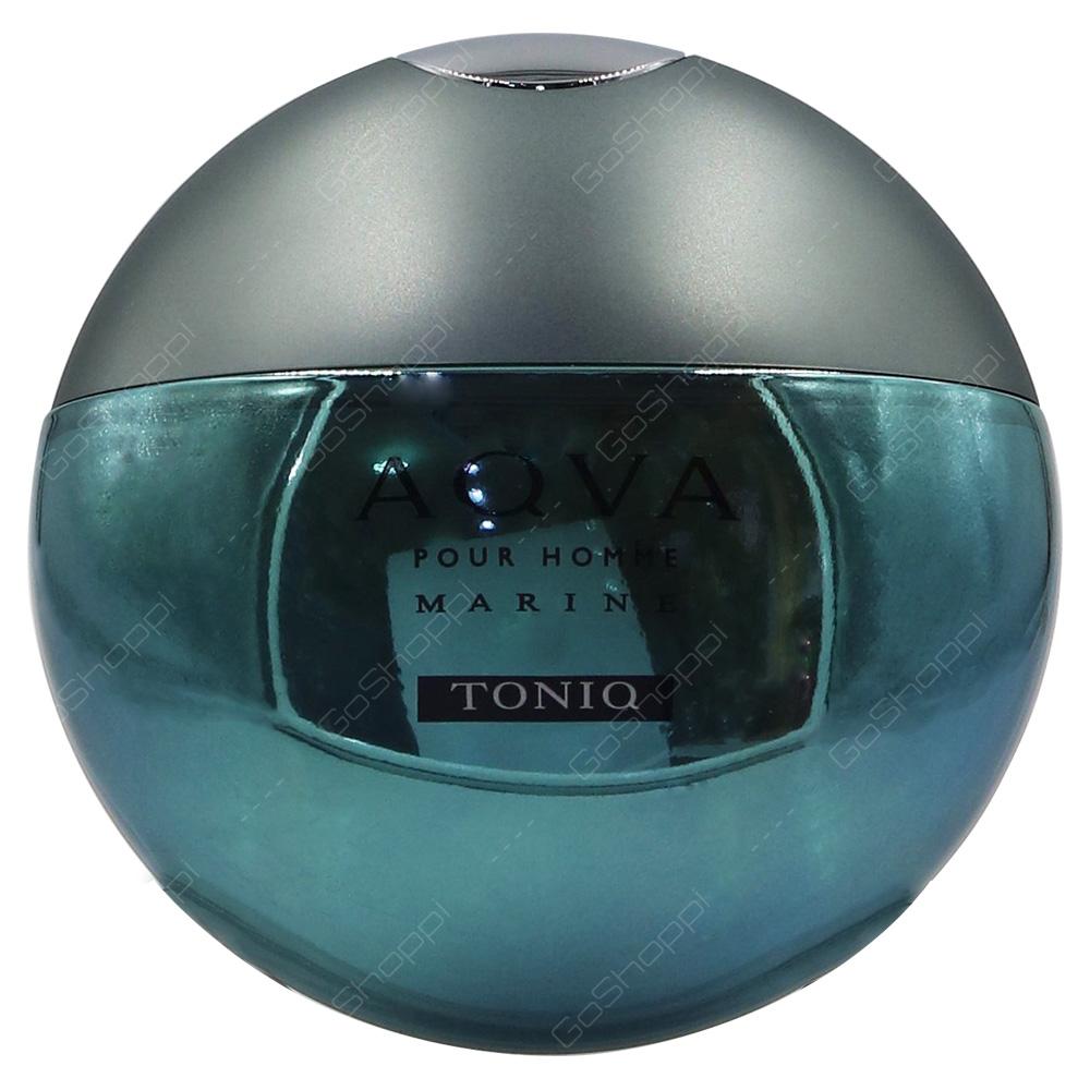 Bvlgari Aqua Marine Toniq Pour Homme Eau De Toilette 100ml