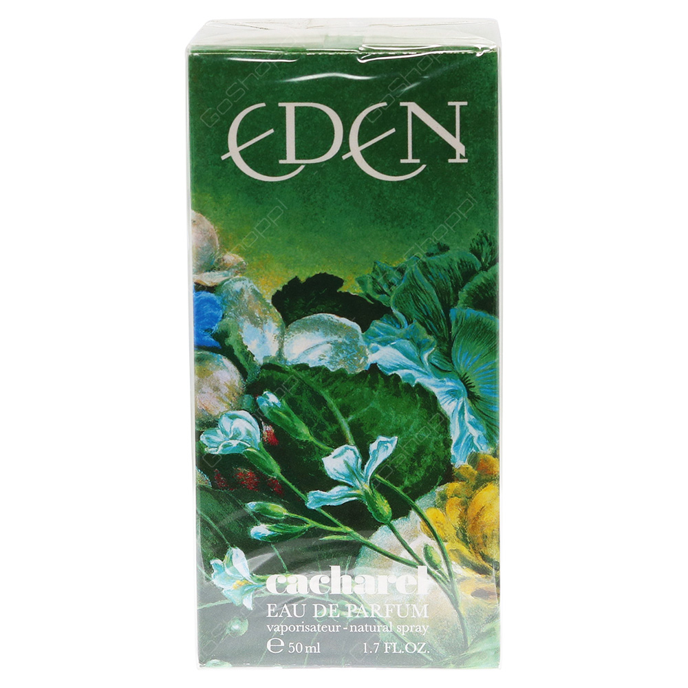 Cacheral Eden For Women Eau De Parfum 50ml