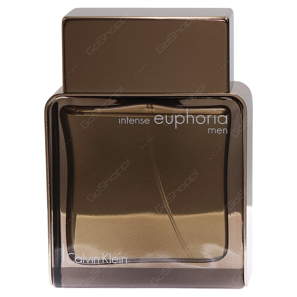 Calvin Klein Intense Euphoria Men Eau De Toilette 100ml