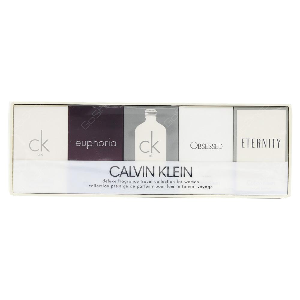 Calvin Klien Mini Gift Set For Women 5pcs