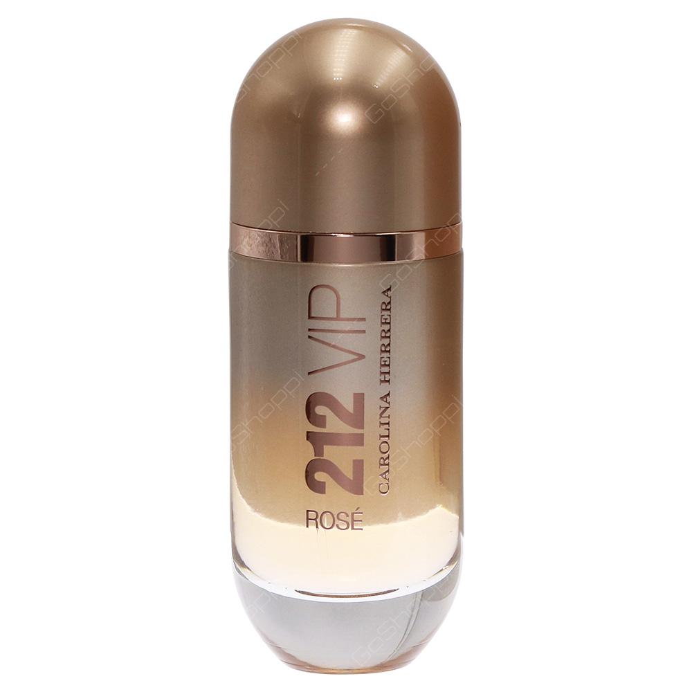 Carolina Herrera 212 Vip Rose For Women Eau De Parfum 80ml
