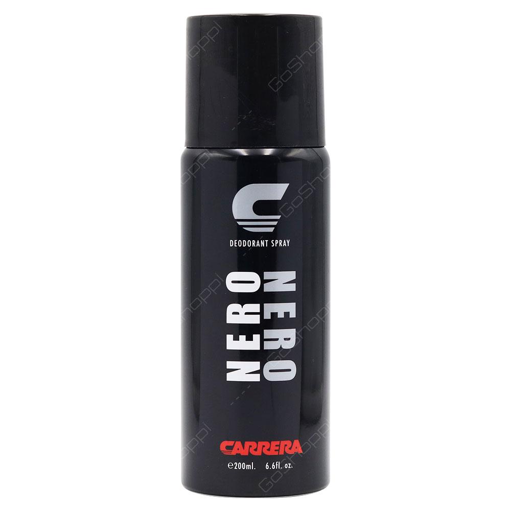 Carrera Nero Deodorant Spray For Men 200ml