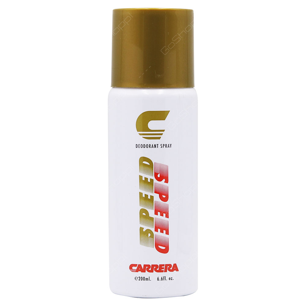 Carrera Speed Deodorant Spray For Women 200ml