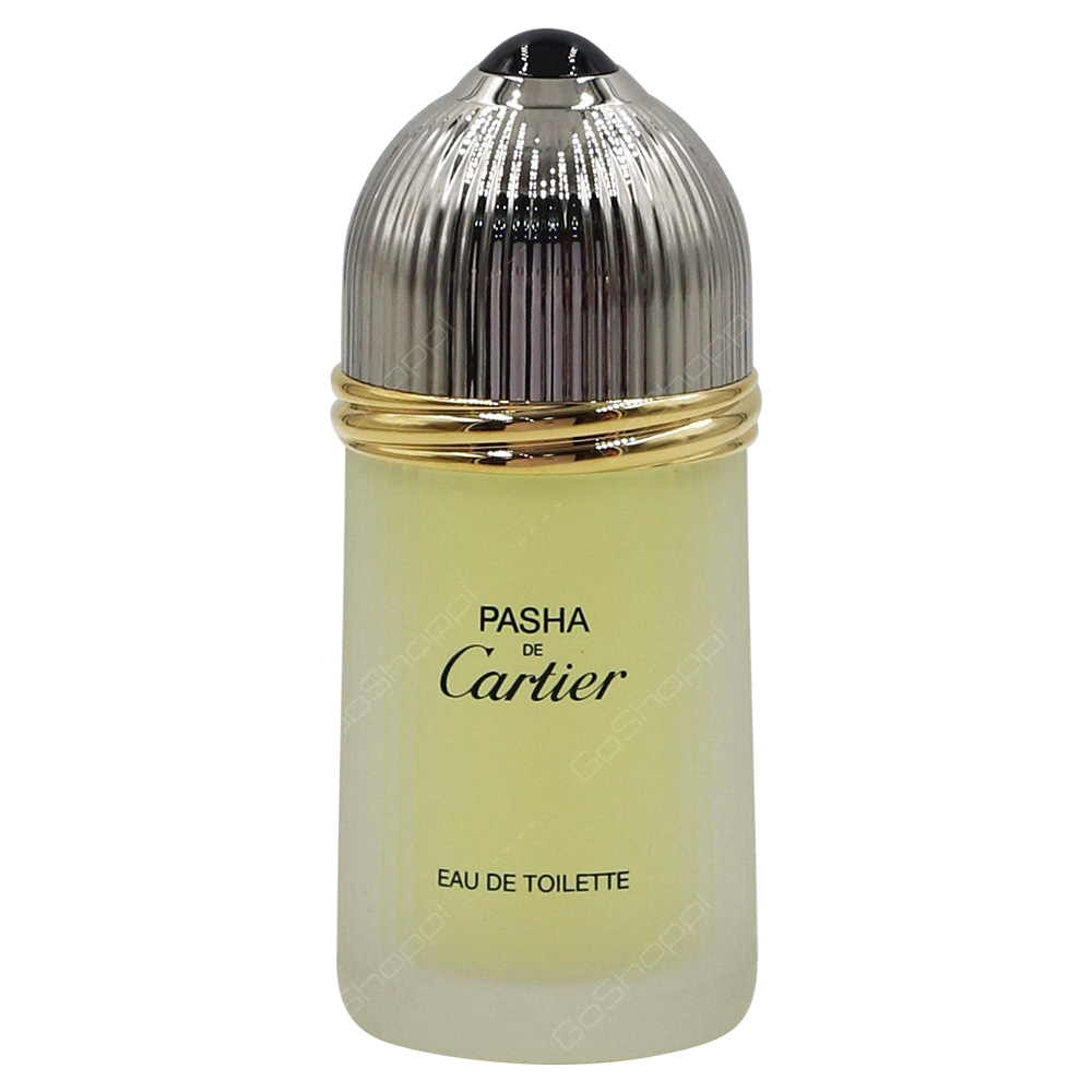 Cartier Pasha For Men Eau De Toilette 50ml