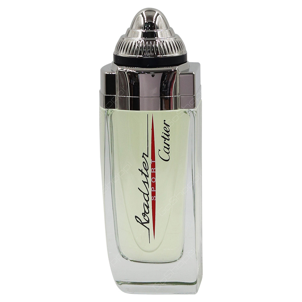 Cartier Roadestar Sport For Men Eau De Toilette 100ml