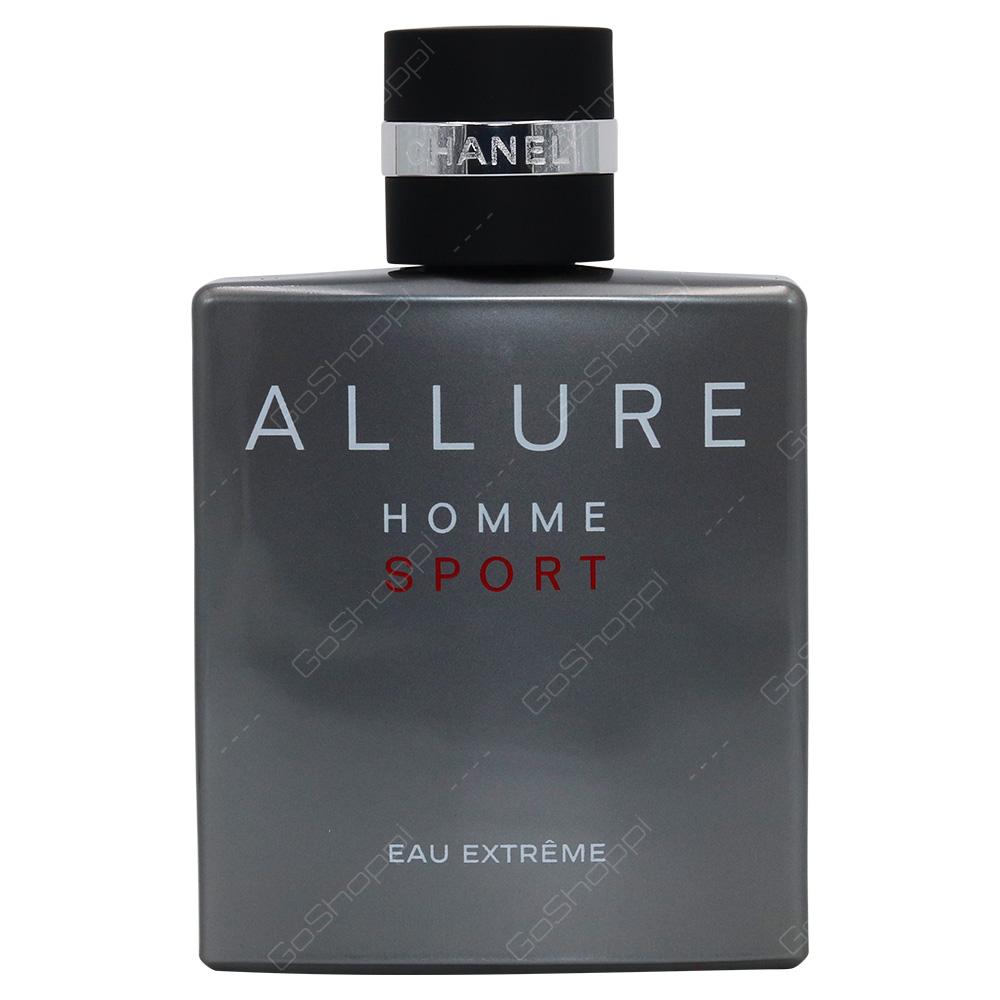 Chanel Allure Homme Sport Eau Extreme De Parfum 100ml