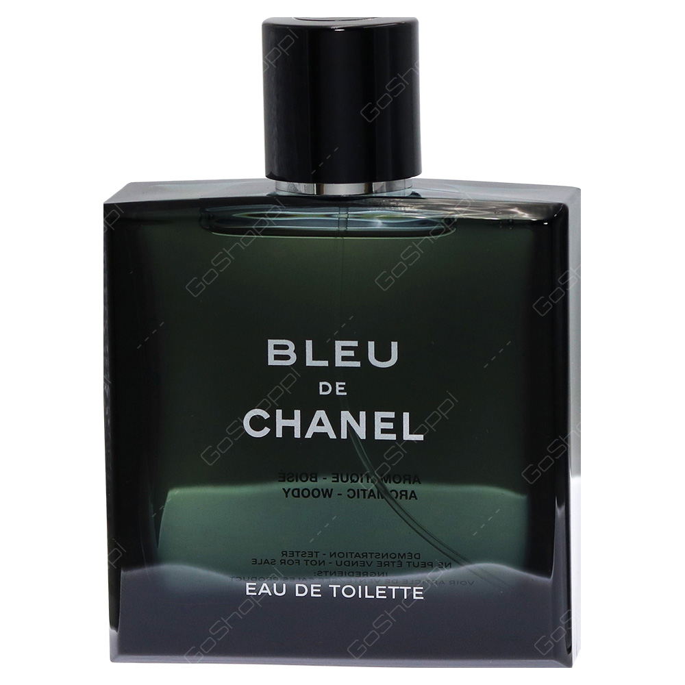 Chanel Bleu De For Men Eau De Toilette 100ml