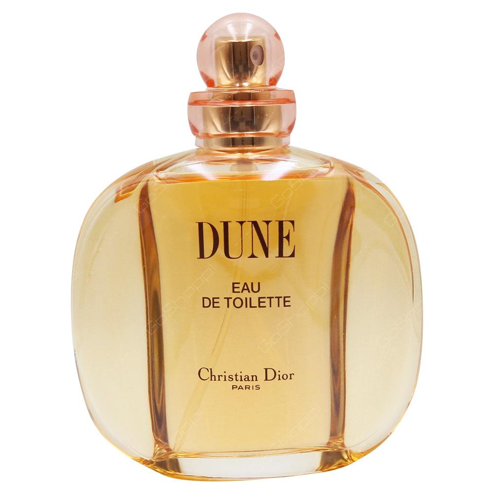 Christian Dior Dune For Women Eau De Toilette 100ml