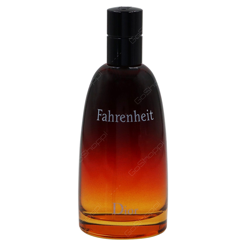 Christian Dior Fahrenheit For Men Eau De Toilette 100ml