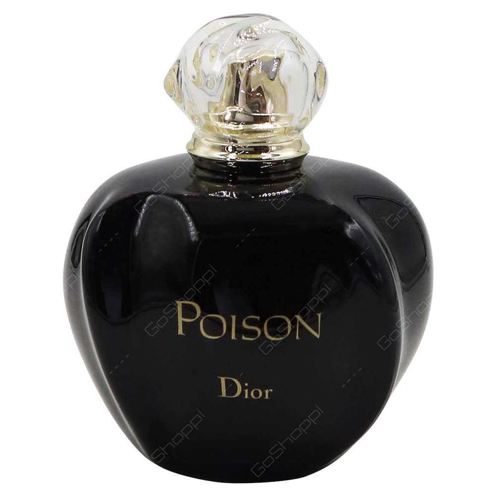 Christian Dior Poison For Women Eau De Toilette 100ml