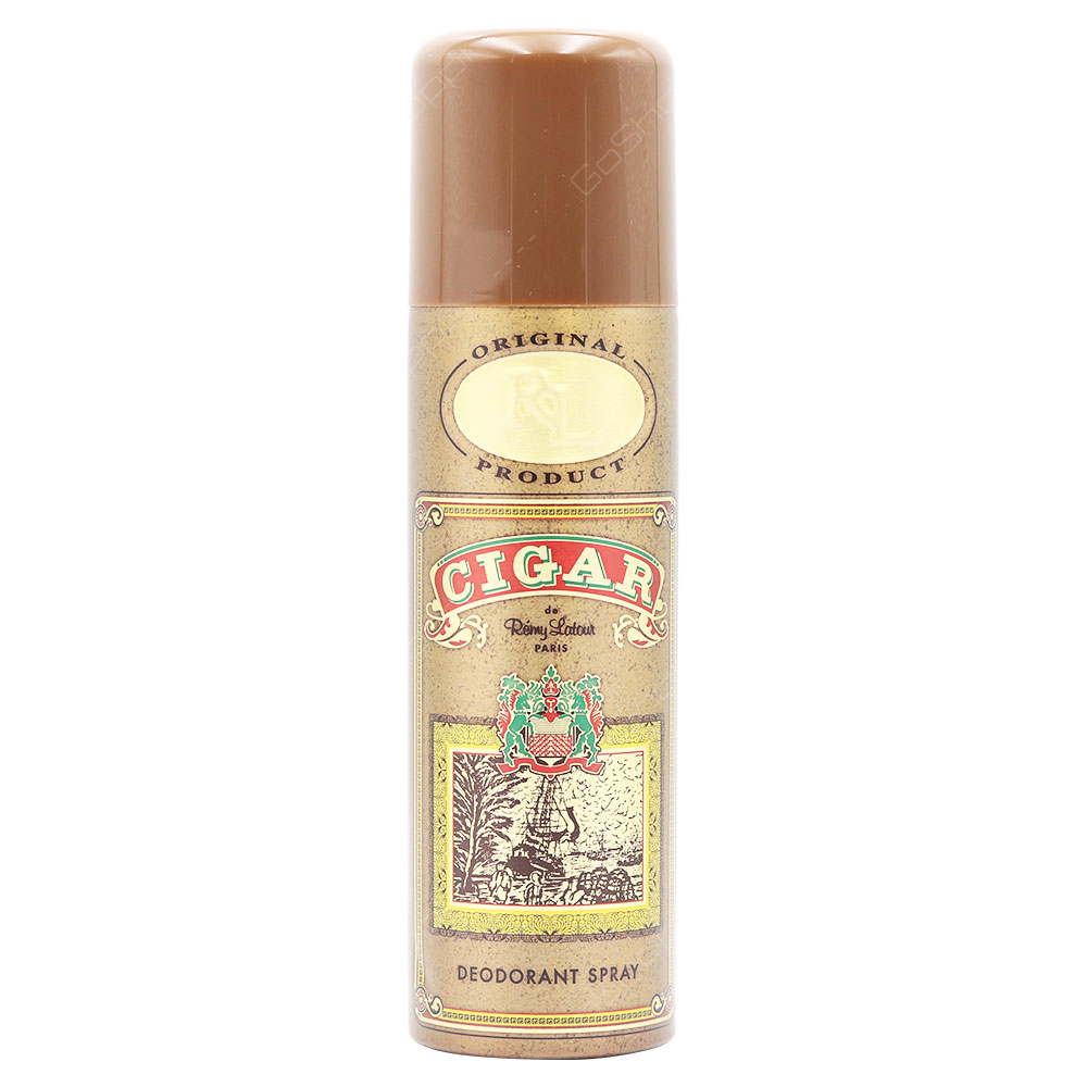 Cigar Deodorant Spray For Men 200ml