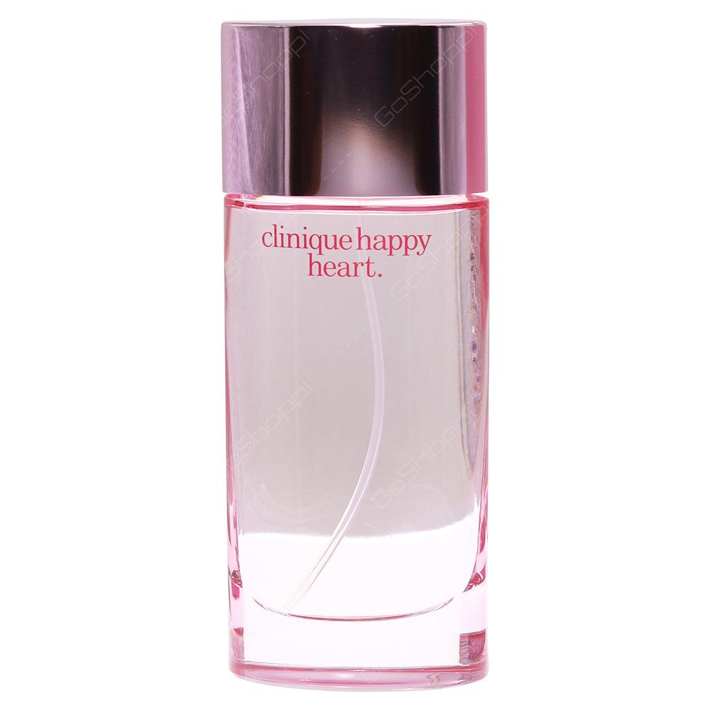 Clinique Happy Heart For Women Eau De Parfum 100ml