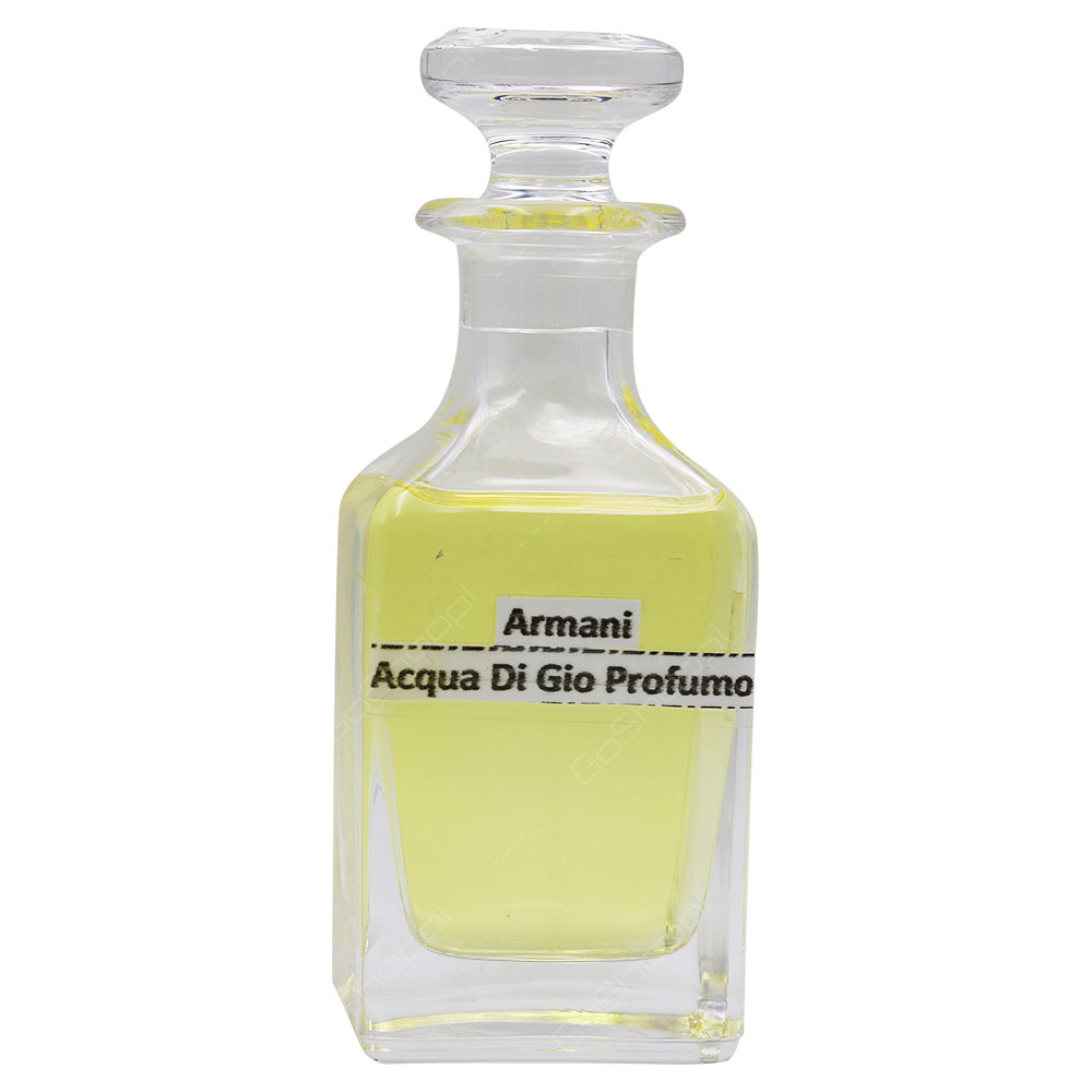 Concentrated Oil - Inspired By Armani Acqua Di Gio Profumo For Men