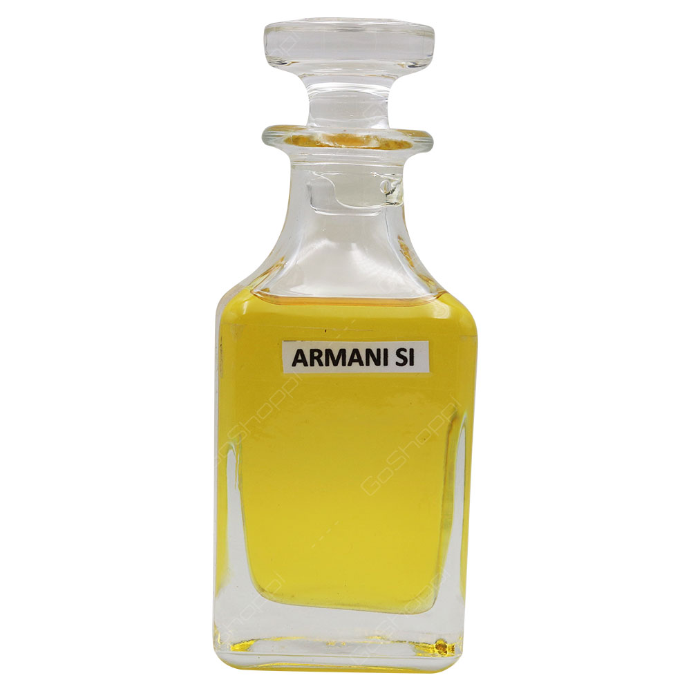 Concentrated Oil - Inspired By Armani Si For Women