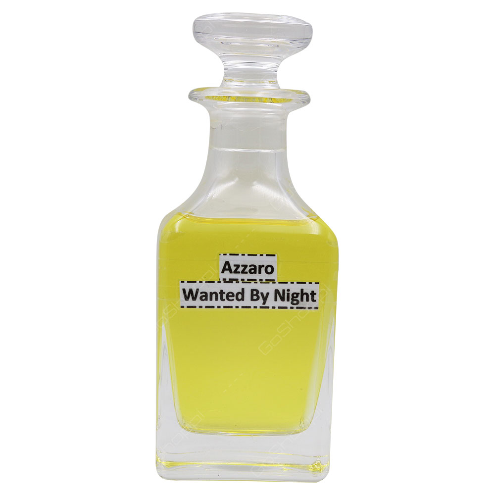 Concentrated Oil - Inspired By Azzaro Wanted By Night For Men