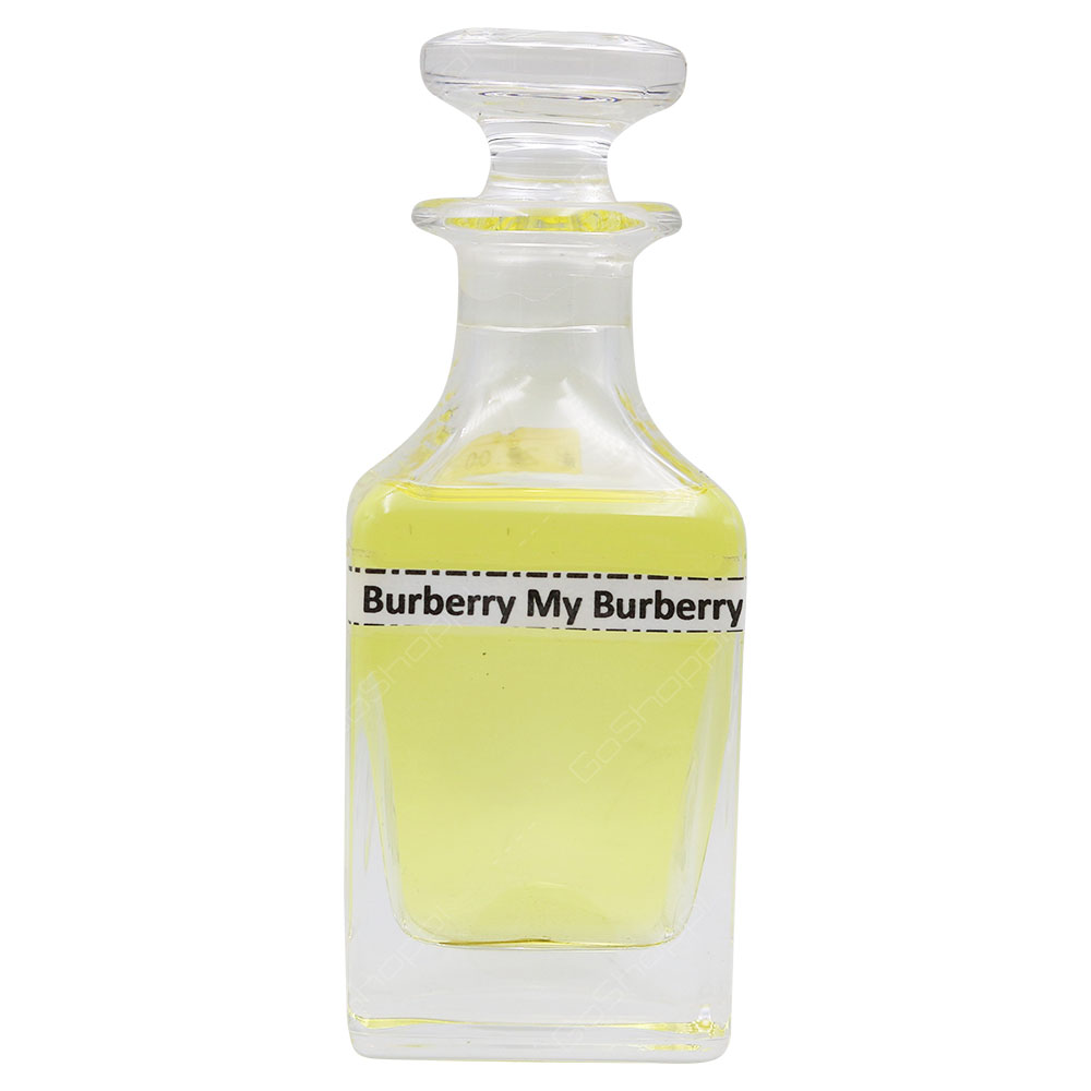 Concentrated Oil - Inspired By Burberry My Burberry For Women