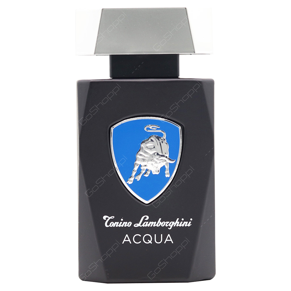 Conino Lamborghini Conino Lamborghini Acqua For Men Eau De Toilette 125ml