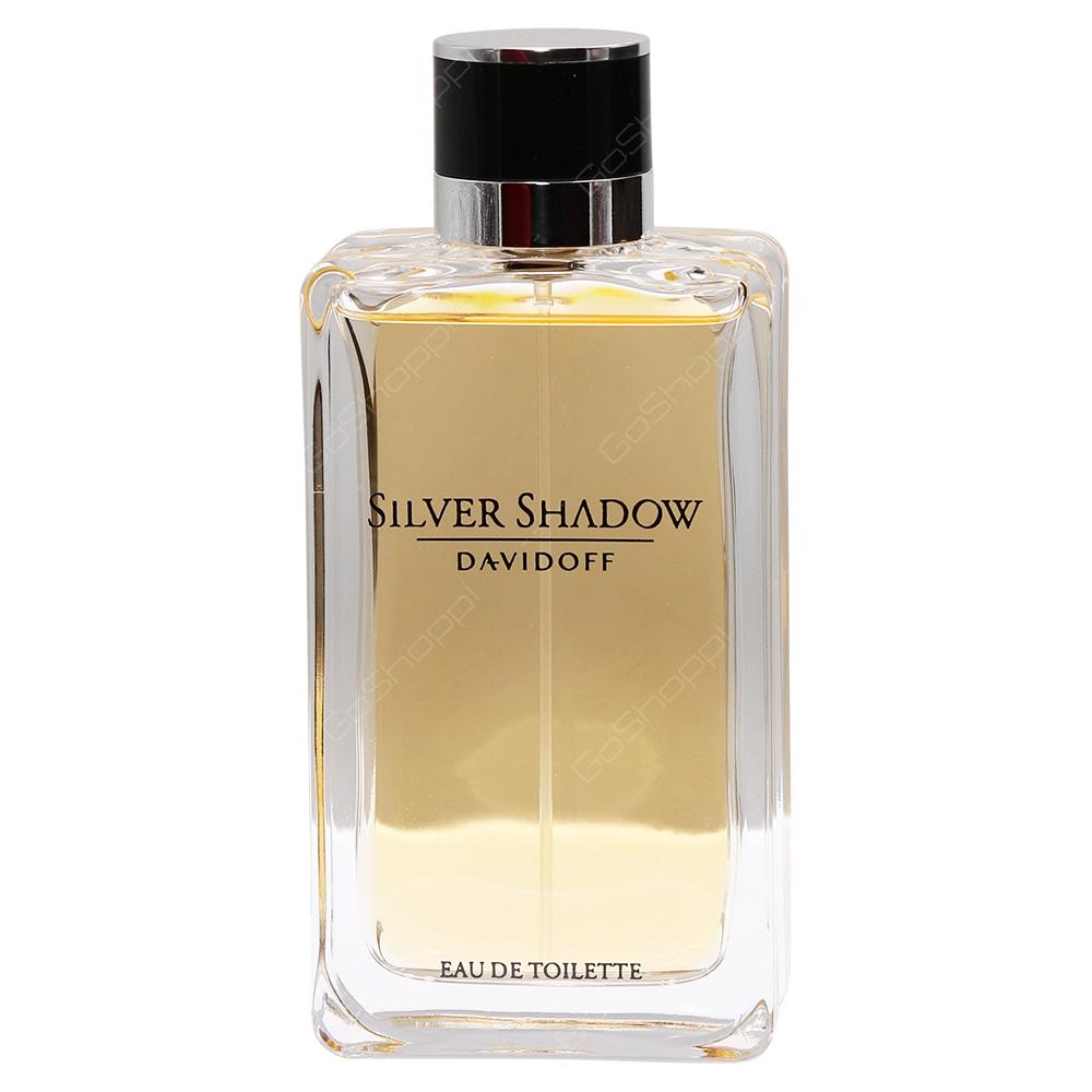 Davidoff Silver Shadow For Men Eau De Toilette 100ml